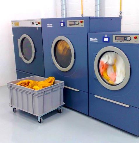 Servicio Lavandería Industrial