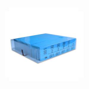 Caja de números - Accesorios CLAT Lavanderías