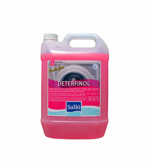 Deterfinol - Detergente CLAT Lavanderías