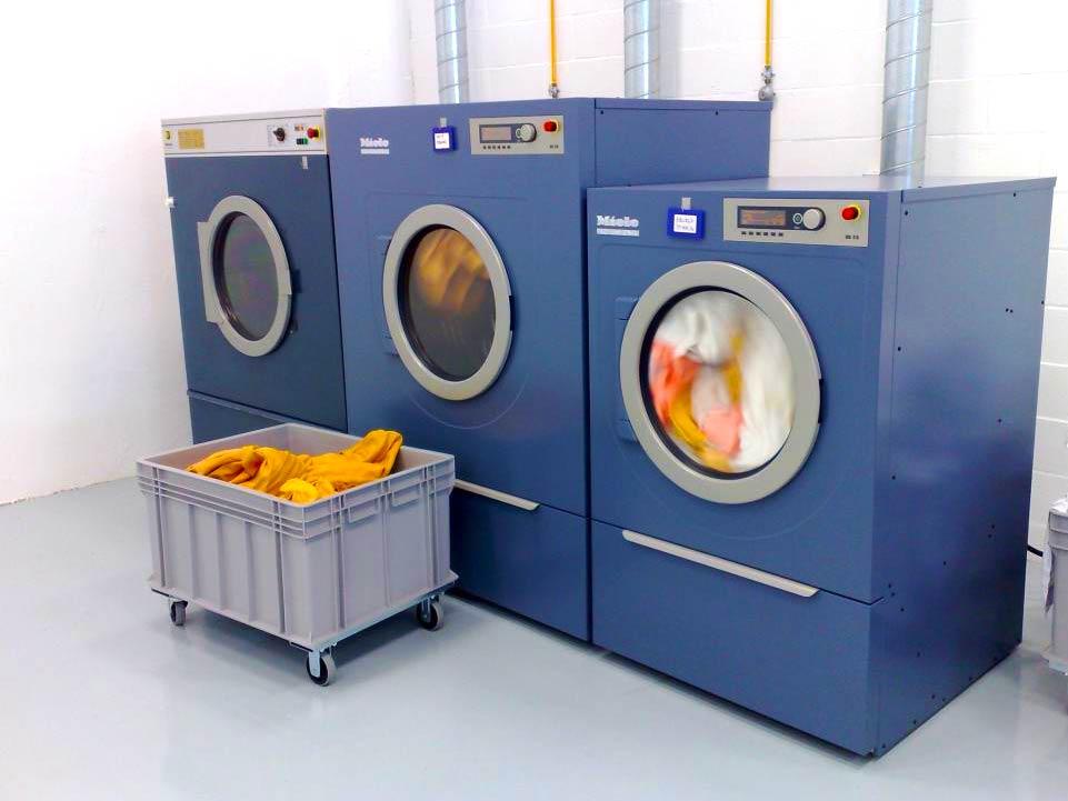 Lavandería atención personalizada