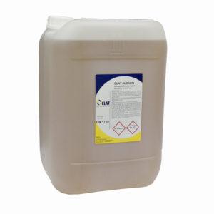 CLAT Alcalin - Detergente alcalino aguas blandas y semiblandas