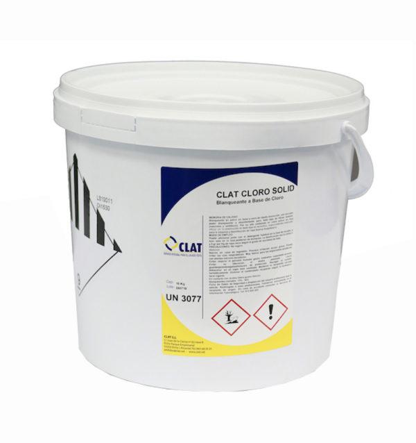 Clat Cloro Solid - Blanqueante