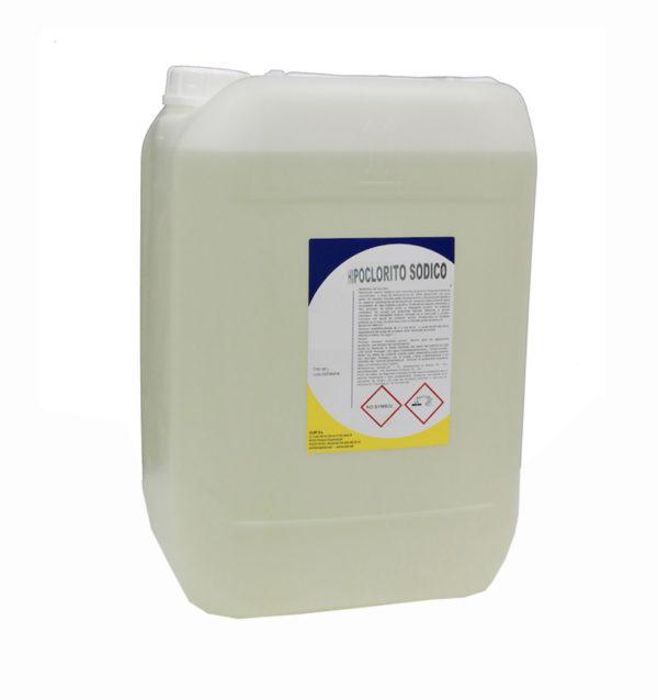 Hipoclorito sódico - Blanqueante