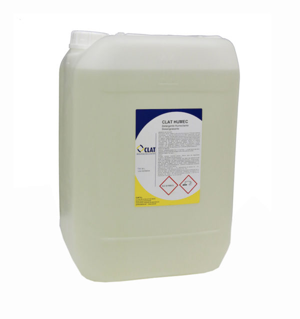 Clat Humec - Detergente desengrasante