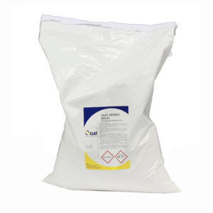 CLAT Oxigen Solid - Blanqueante oxígeno solid