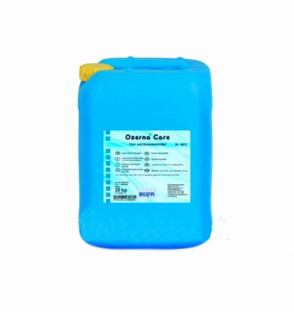 Ozerna Care detergente lavandería industrial - CLAT Lavanderías