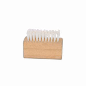 Cepillo nylon blanco sin mango - Accesorios CLAT Lavanderías