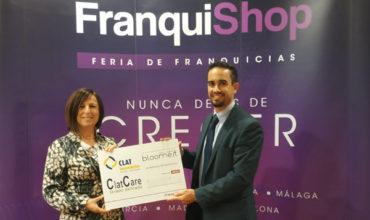 Un éxito de CLAT en Franquishop Valencia - CLAT Lavanderías