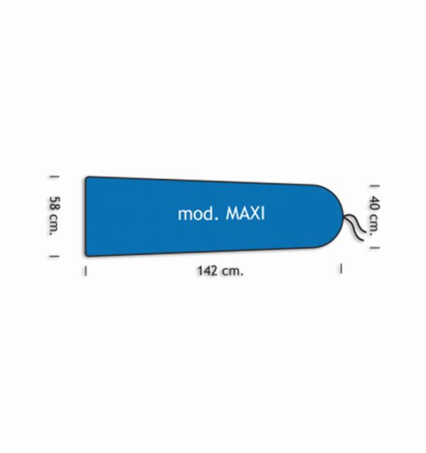 Funda para plancha modelo maxi - CLAT Lavanderías