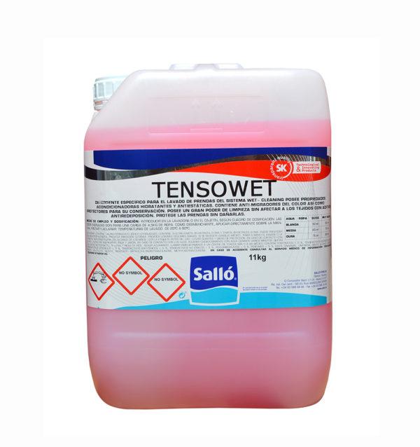 Detertegente Tensowed Wet Cleaning Salló - CLAT Lavanderías