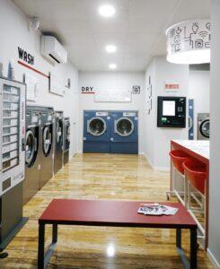 Apertura lavandería autoservicio Mula (Murcia)